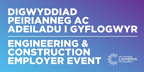 Engineering & Construction Employer Event tickets
