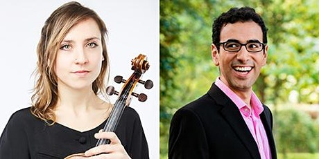 Free lunchtime concert: Luba Tunnicliffe (viola), Gamal Khamis (piano) tickets