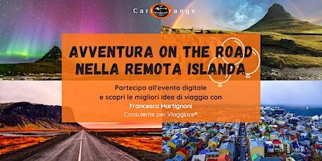 Avventura on the road nella remota Islanda biglietti