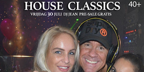 House Classics DJ JEAN tickets