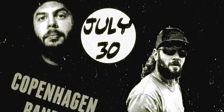 The Copenhagen Bandit w/ Average Joey tickets