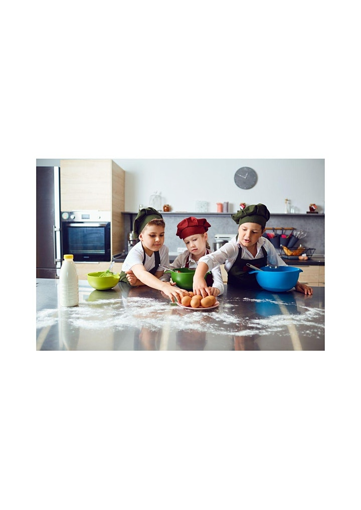Holiday Programme - Cooking Mondays image