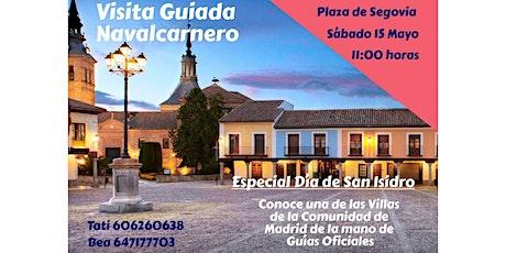 Ruta cultural por Navalcarnero - Especial San Isidro entradas