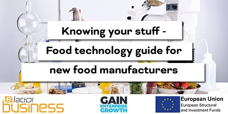 GAIN Business Guide to New Food Manufacturers Webinar tickets