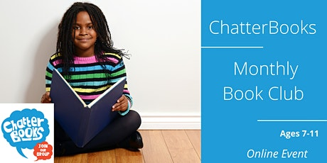Chatterbooks Reading Group for children tickets