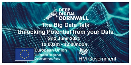 The Big Data Talk - Unlocking Potential from your Data tickets