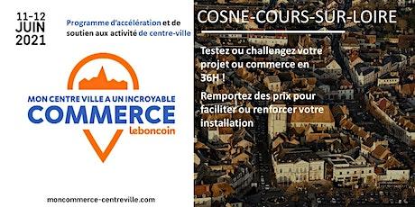 Mon Centre-Ville a un Incroyable Commerce - Cosne Cours sur Loire billets