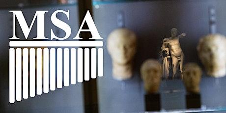 Visite guidate gratuite al Museo di Scienze Archeologiche e d'Arte - Giugno biglietti