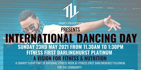 International Dancing Day tickets