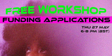 Free workshop: writing successful music funding applications tickets