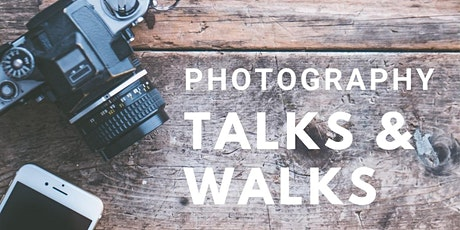 Photography Talk - July tickets