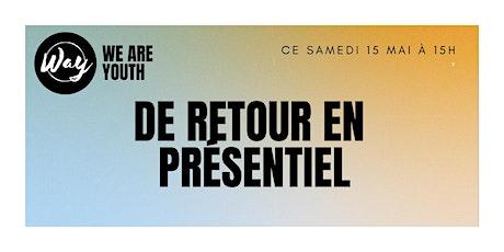 Rencontre Way - 15/05 billets