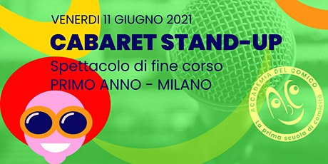 Cabaret Stand-up #MiCab1 biglietti