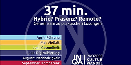 37Min / ErgoCheck fürs Home-Office Tickets