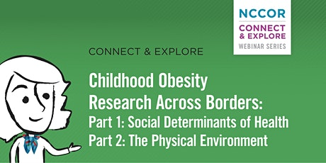 Childhood Obesity Research Across Borders: The Physical Environment tickets