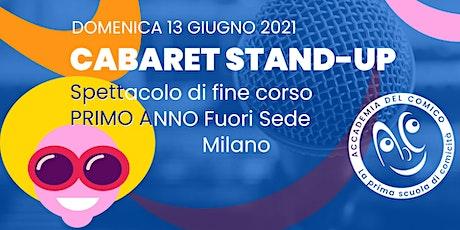 Cabaret Stand-up #MiCab1Fs biglietti
