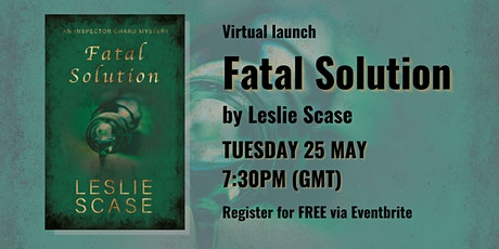 Virtual launch of Fatal Solution tickets