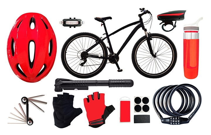 What to take on a cycle ride image