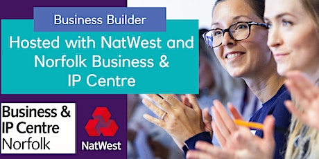"""Norfolk Libraries Business Builder """"Writing a Great 60 Second Pitch"""" tickets"""