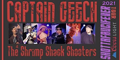 Big Catz Summer Bash ft. Captain Geech & the Shrimp Shack Shooters tickets