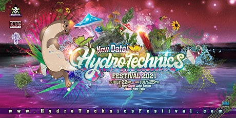 Hydrotechnics 2021 tickets