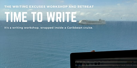 The Writing Excuses Masterclass and Retreat 2021 tickets