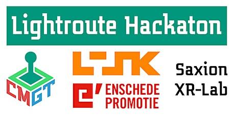 Enschede Lightroute Hackathon tickets