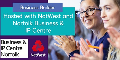 "Business Builder ""Building a Resilient Business Model"" tickets"