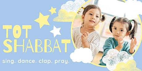 Tot Shabbat tickets