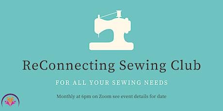 Sewing Club  3 - Door stops tickets