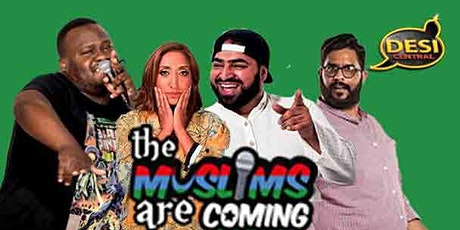 The Muslims Are Coming - Manchester tickets