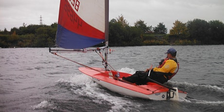 Dinghy Sailing - Coached Hire (May) tickets