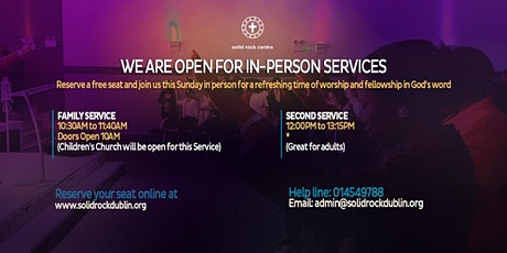 SUNDAY WORSHIP SERVICE tickets