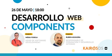 Desarrollo web-components entradas