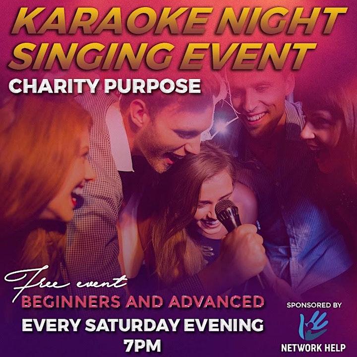 Karaoke Night image