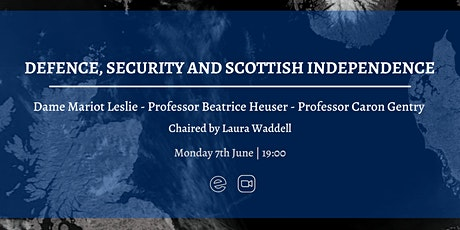 Defence, Security and Scottish Independence ingressos