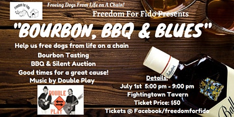 Bourbon, BBQ & Blues tickets