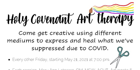 Holy Covenant MCC Art Therapy tickets