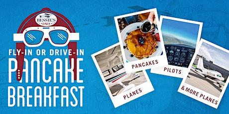 Fly-In or Drive-In Pancake Breakfast tickets