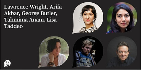5x15 with Lisa Taddeo, Tahmima Anam, Lawrence Wright and more tickets