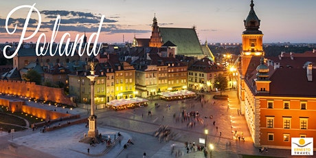 Poland:  Pilgrims & Culture tickets