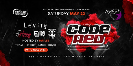 CODE RED tickets