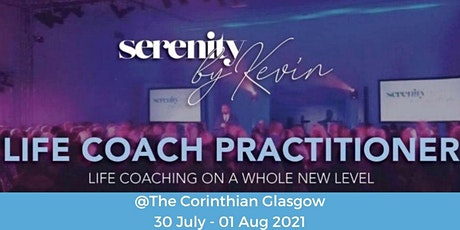 Life Coaching practitioner(The Serenity by Kevin way) tickets