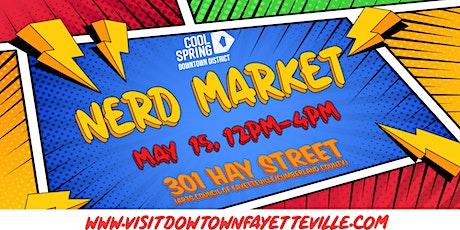 Nerd Market tickets