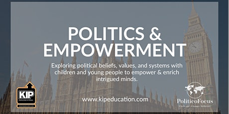 Teaching critical thinking, politics &  human rights to young people tickets