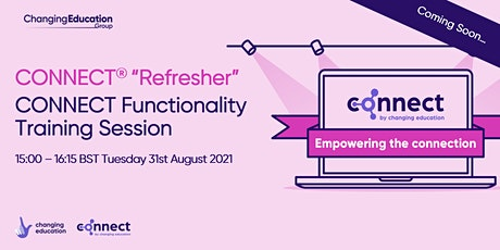 CONNECT - Web Platform Refresher Session 2 tickets