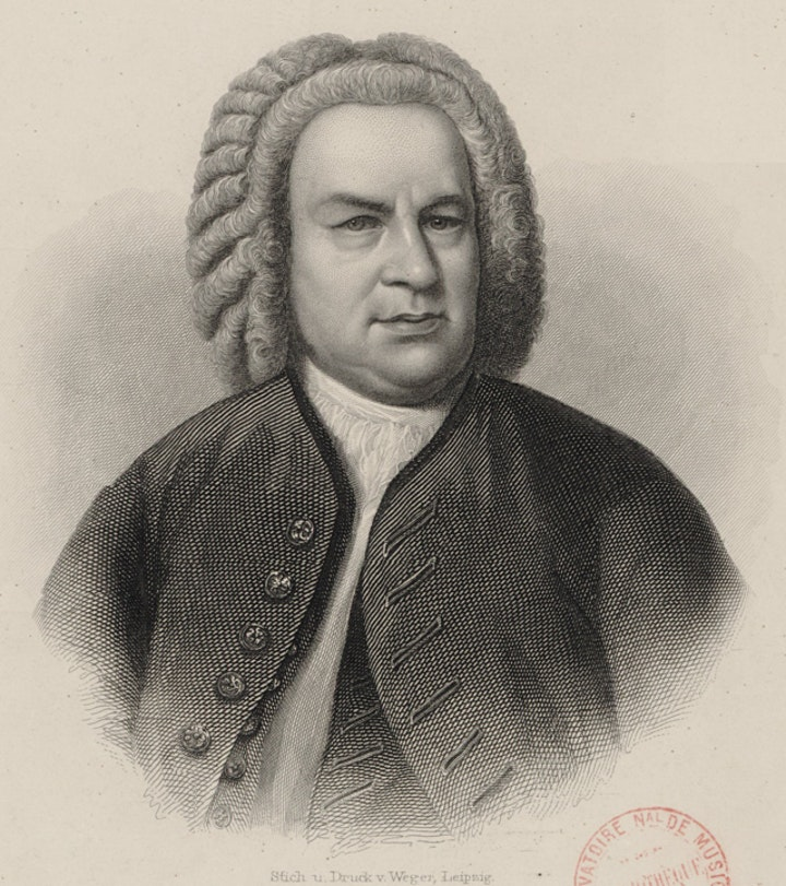 Bach, Music and the Mind image