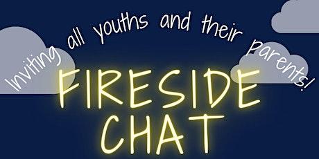 Fireside Chat (registration of interest) tickets