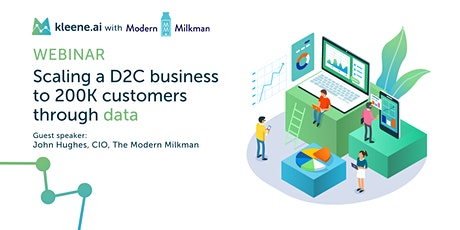 Scaling a D2C business to 200K customers through data tickets