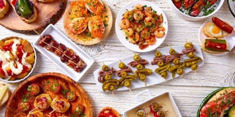 In-Person Class: Spanish Tapas (Chicago) tickets